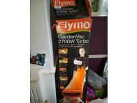 Flymo garden hoover