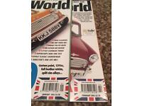 Mini World Car Magazines complete back catalogue!!
