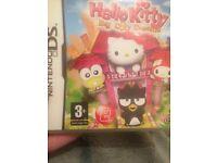 Nintendo Ds Hello kitty Big city dreams