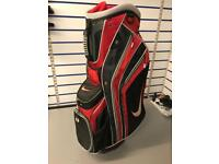 NIKE 14 WAY CART BAG. GOOD CONDITION