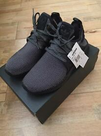 Adidas NMD XR1 Triple Black PrimeKnit UK size 9