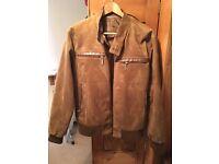Emporio suede jacket - Medium - great condition - rarely worn