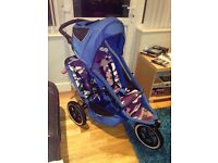 Phil and ted sport double buggy