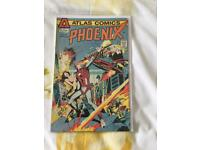 Phoenix #1 1975 Atlas Comics original