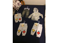 6-9 months Baby Clothes-from a pet&skome free home (bundle of clothes)