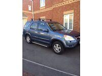 Honda CRV automatic [2003] petrol for sale