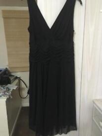 Black dress size 22