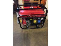 HONDA PETROL GENERATOR MODEL 4500