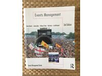 Events Management,Third Edition-Glen Bowdin,Johnny Allen,Wiliam O'Toole, Rob Harris & Ian McDonnell