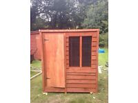 Dog kennel brand new can be made to any measurements