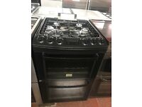 55CM BLACK ELECTROLUX GAS COOKER