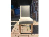 Next 'Moda' Dining Chairs (4)
