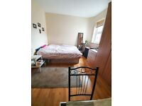 Beautiful spacious double room in 3 bedroom flat close to Brick Lane