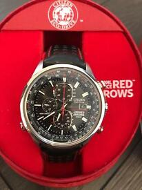 Citizen Red Arrows World Chronograph