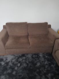 2 Marks and Spencer 2 seater sofas. Good condtion