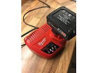 Milwaukee 12v charger