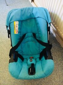 All in one baby car seat and buggy