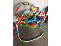 Baby Einstein Neighbourhood Friends Activity Jumperoo Infant Swing Chair Play