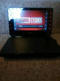 Lg portable dvd player