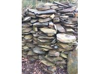 Border stone/Rockery stone for sale!