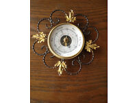 Decorative Barometer