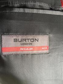 Men's burtons suit
