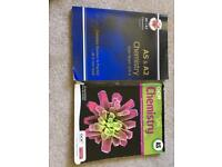 OCR A level textbook and revision guide