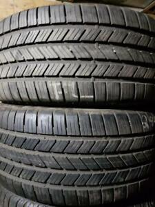 2 summer tires Goodyear eagle ls-2 runflat 245/40r19 tt