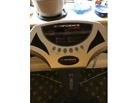 Vibration Plate Confidence Fitness