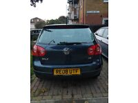 Golf Mrk 5 for sale
