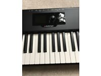 STUDIOLOGIC SL88 WEIGHTED ACTION KEYBOARD/MIDI CONTROLLER