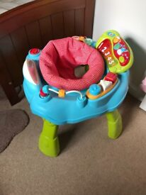 Mother care play table