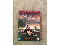 Vampire Diaries, Season 1. Complete DVD Collection. Very Good Condition, Watched Once.