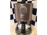 Gaggia Baby Class Espresso Coffee Machine - Brushed Stainless Steel