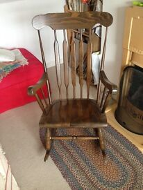 Rocking Chair (Upcycle Project?)