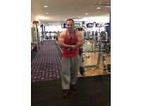 FITNESS AND GYM INSTRUCTOR AVAILABLE