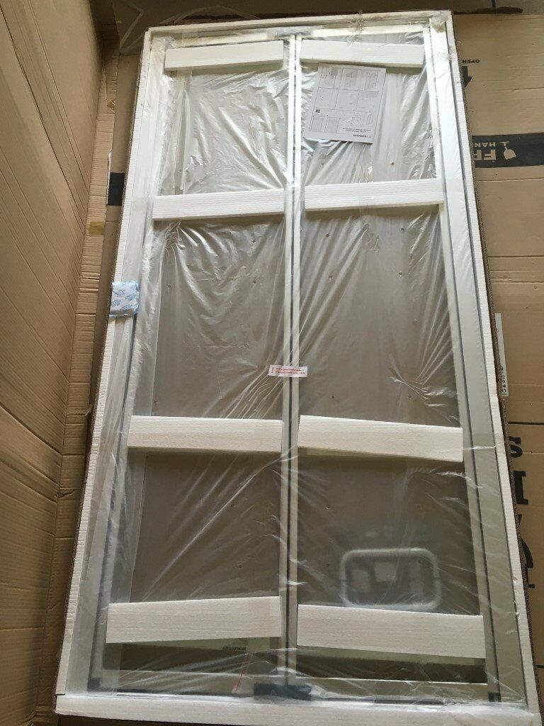 Atlas 1000 Infold Shower Door From Bathstore In Welwyn