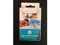 HP Sprocket *prints only* 20 sticky back prints