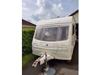 Avondale Dart 556. 2005. 6 berth,motor mover, full and weekend awning