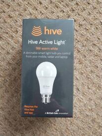 Hive Active Smart Light Bulbs