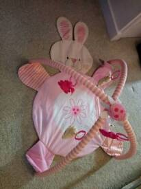Baby play mat / play gym