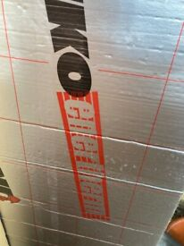 Insulation PIR boards x 6