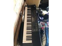 Casio full length keyboard