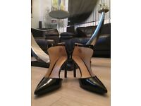 Nine West ladies shoes size 5 only worn once as new condition