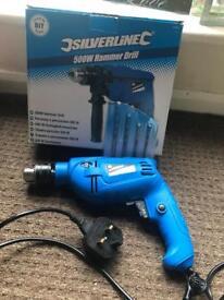 Silver line 500w hammer drill