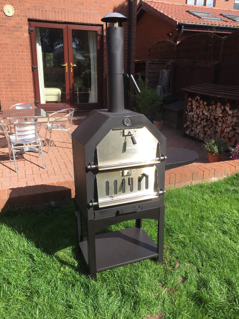 Pizza Oven Bbq Smoker Made By La Hacienda In Wallsend Tyne And Wear Gumtree
