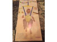 Lindam baby door bouncer