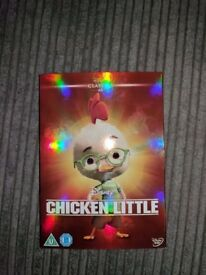 Chicken Little with Disney Classic O-Ring