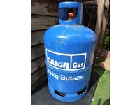 Full 15kg Butane Calor Gas Bottle