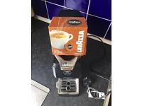 LavAzza coffee machine with pods